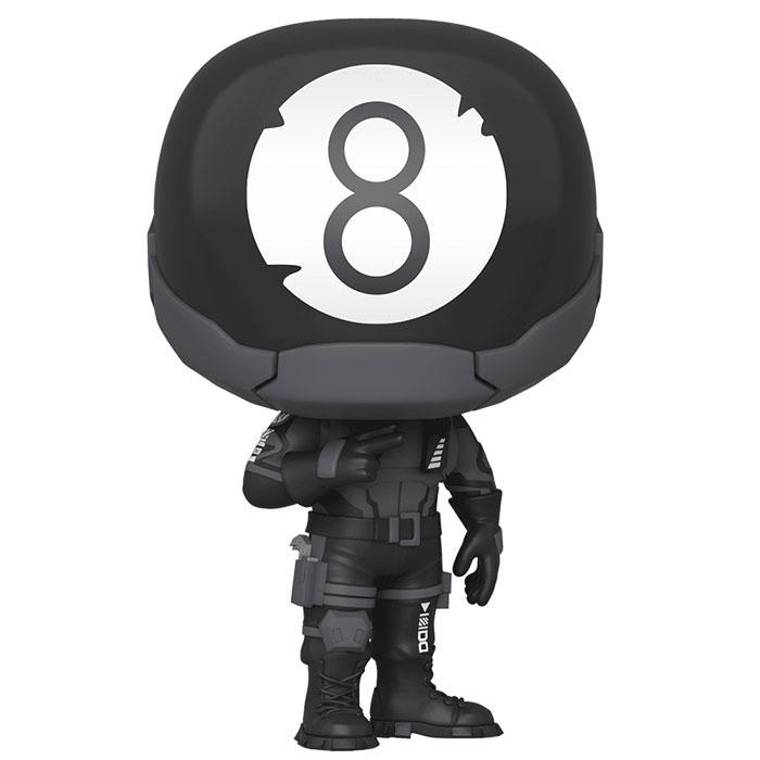 Figura de Funko Pop 8-ball (Fortnite)