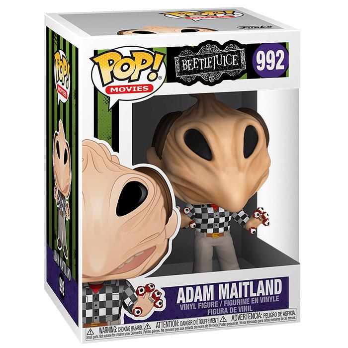 Figura de transformada de Adam Maitland (Beetlejuice)