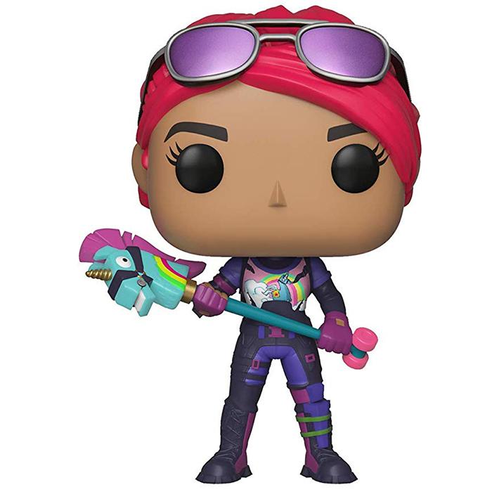 Figura de Funko Pop Brite Bomber (Fortnite)