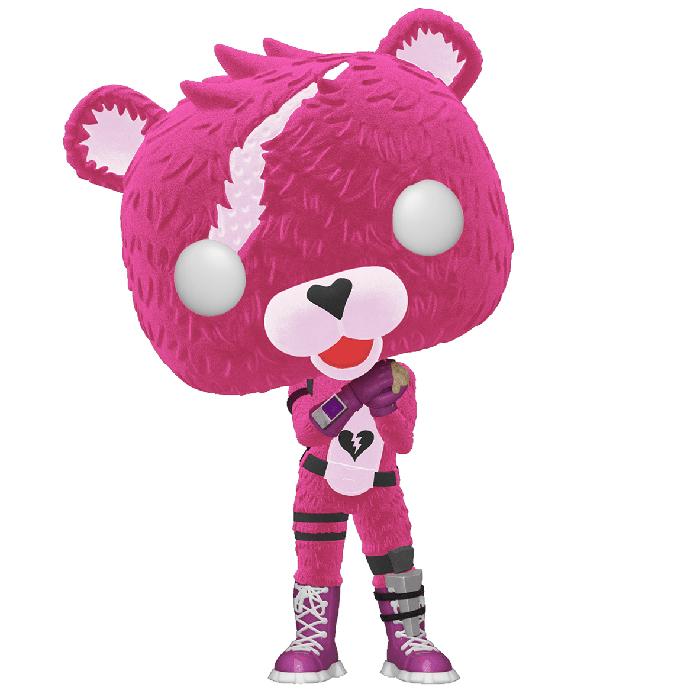 Figura de Funko Pop Cuddle Team Leader en bandada (Fortnite)