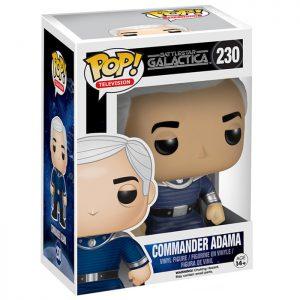 Figura de Adama (Battlestar Galactica Classic)