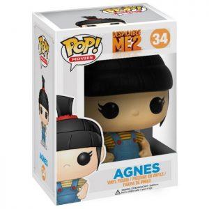 Figura de Agnes (GRU: Mi Villano Favorito 2)