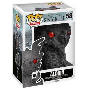 Figura de Alduin (The Elder Scrolls V: Skyrim)
