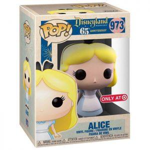 Figura de Alicia de cumpleaños de Disneyland Resort (Alicia en el País de las Maravillas)