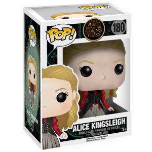 Figura de Alicia Kingsleigh (Alicia a Través del Espejo)