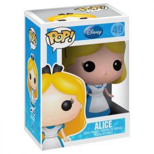 Figura de Alicia (Alicia en el País de las Maravillas)