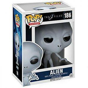 Figura de alienígena (Expediente X)
