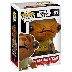 Figura de Almirante Ackbar The Force Awakens (Star Wars)