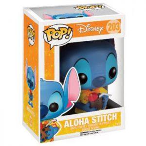Figura de Aloha Stitch (Lilo y Stitch)