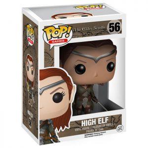 Figura de los altos elfos (The Elder Scrolls Online)
