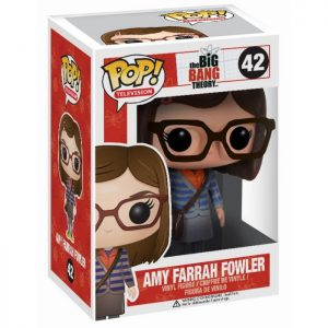 Figura de Amy Farrah Fowler (The Big Bang Theory)
