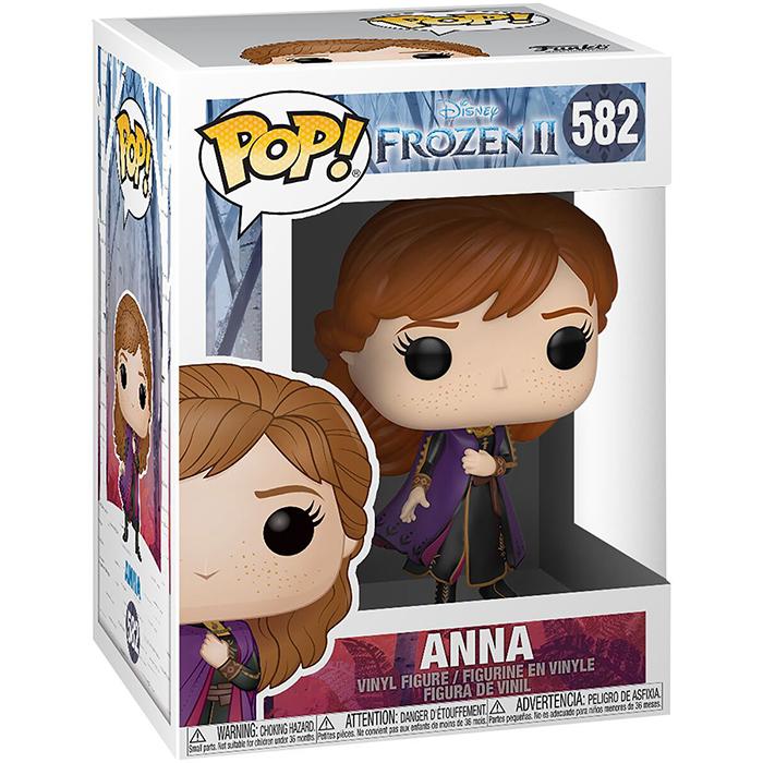 Figura de Anna (Frozen 2)