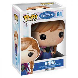 Figura de Anna (Frozen)