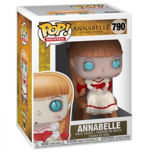 Figura de Annabelle (Annabelle llega a casa)