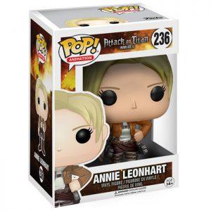 Figura de Annie Leonhart (Ataque a los Titanes)