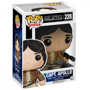 Figura de Apolo (Battlestar Galactica Classic)