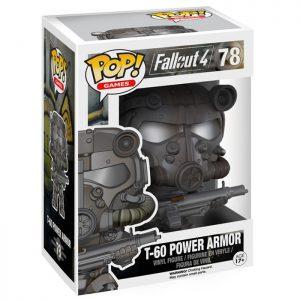 Figura de armadura de poder T-60 (Fallout 4)