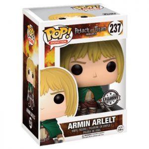 Figura de Armin Arlelt (Ataque a los Titanes)