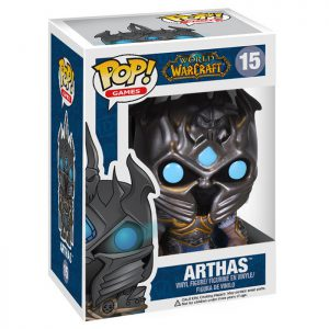 Figura de Arthas (World Of Warcraft)