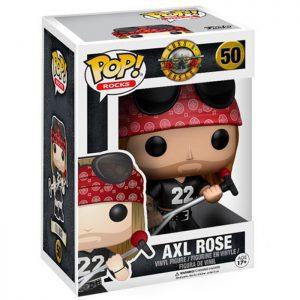 Figura de Axl Rose (Guns n'Roses)