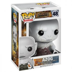 Figura de Azog (El Hobbit)