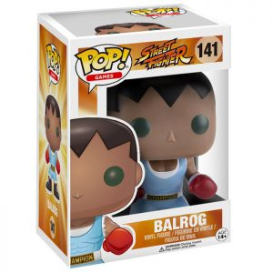 Figura de Balrog (Street Fighter)