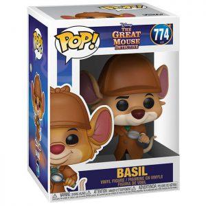 Figura de Basil (Basil, el ratón superdetective)