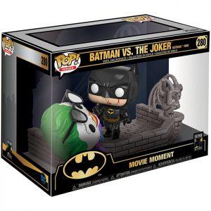 Figura de Batman VS The Joker (Batman 1989)