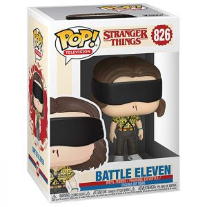 Figura de Battle Eleven (Stranger Things)