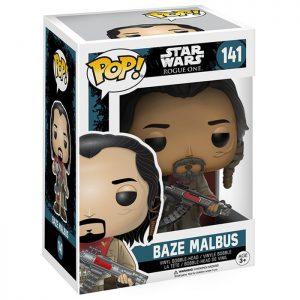 Figura de Baze Malbus (Star Wars Rogue One)