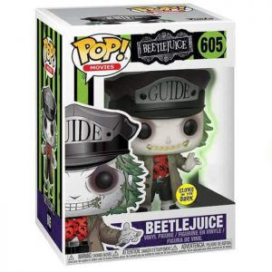 Figura de Beetlejuice GID Brilla en la Oscuridad (Beetlejuice)