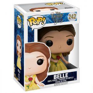 Figura de Bella (La Bella y la Bestia)