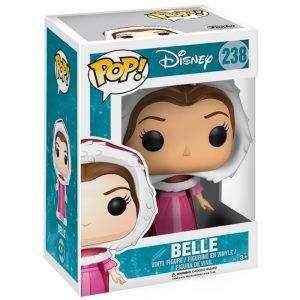 Figura de Bella de Invierno (La Bella y la Bestia)