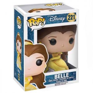 Figura de Bella - Nueva Versión (La Bella y la Bestia)
