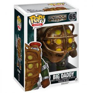 Figura de Big Daddy (Bioshock)
