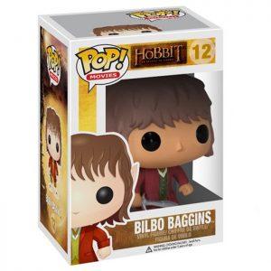 Figura de Bilbo Bolsón (El Hobbit)
