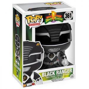 Figura de Black Ranger (Power Rangers)