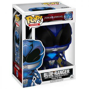 Figura de Blue Ranger (Power Rangers 2017)