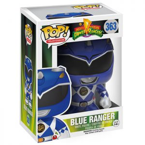 Figura de Blue Ranger (Power Rangers)