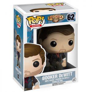 Figura de Booker DeWitt (Bioshock Infinite)