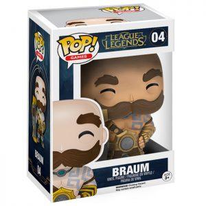 Figura de Braum (League Of Legends)
