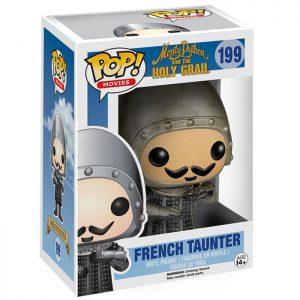 Figura de burlador francés (Monty Python y el Santo Grial)