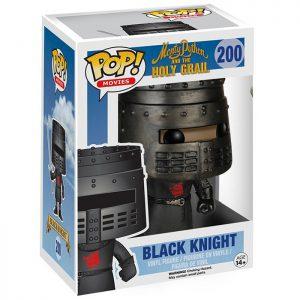 Figura de Caballero Negro (Monty Python y el Santo Grial)