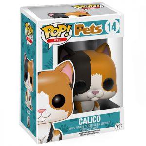 Figura de Calico (Mascotas)