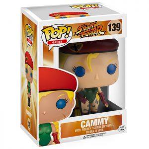 Figura de Cammy (Street Fighter)