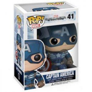 Figura de Capitán América (Capitán América: el Soldado de Invierno)