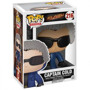 Figura de Capitán Frío (The Flash)