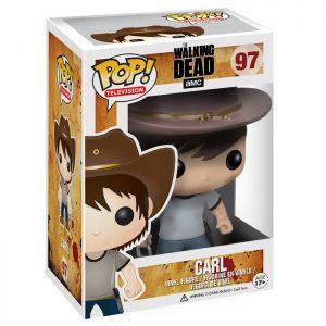 Figura de Carl Grimes (The Walking Dead)