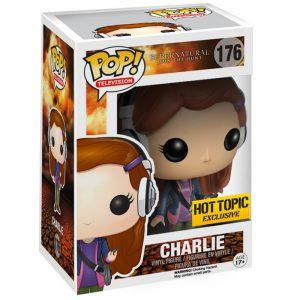 Figura de Charlie (Supernatural)