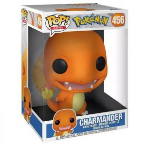 Figura de Charmander de gran tamaño (Pokémon)